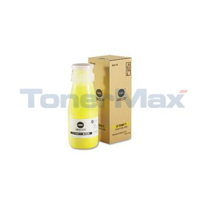 MINOLTA CF900 TONER YELLOW